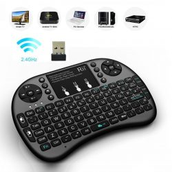 Mini Keyboard and Air Mouse
